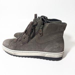 Gabor Bulner size 5 sneaker boots 73 754
